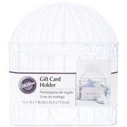 Wilton® Horizontal Reception Gift Card Holder, White