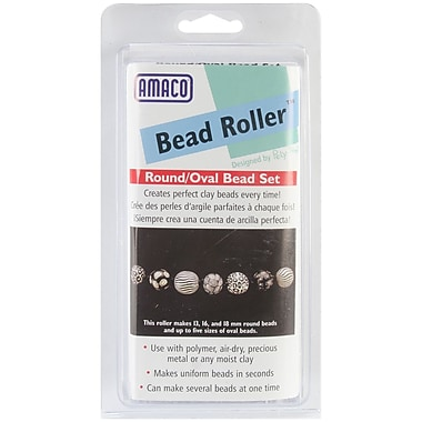 Amaco Round/Oval Bead Roller Set
