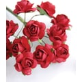 Zva Creative 1/2in. Mini Rose Bulk Paper Flowers