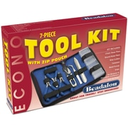 Beadalon® Econo 7 Pieces Tool Kit With Zip Pouch