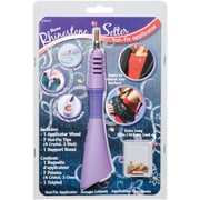 Darice 2704-01 Purple Rhinestone Setter Heat Applicator Wand