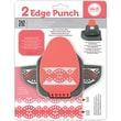 We R Memory Keepers 2 Edge Border and Corner Punch, Doily