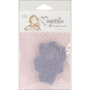 "Magnolia Summer Memories 6 1/2 "" x 4"" Cling Stamp, Honeybee Tilda"