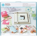 Martha Stewart 3.6in. x 16in. x 17 1/2in. LED Craft Station