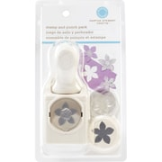 "Martha Stewart Crafts 1"" Stamp and Punch Set, Flower"
