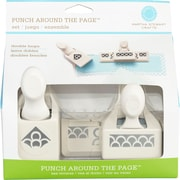 Martha Stewart Crafts® Punch Around The Page Set, Double Loops