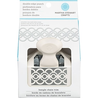 Martha Stewart Crafts® 2.5in. x 1.25in. Deep Double Edge Punches