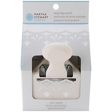 Martha Stewart Crafts® Deep Edge Punch, Deco Tassel, 2.25