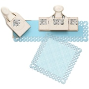 "Martha Stewart Crafts® Large Punch Around The Page™ Set, Double Arches, 2"" x 1.25"""