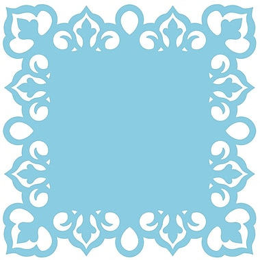 Martha Stewart Crafts® Around The Page Large Combo Punch, Arabesque Scrolls, 1.9in. x 1.18in.
