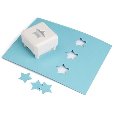 Martha Stewart Crafts® All Over The Page Punch, Star, 1 1/2