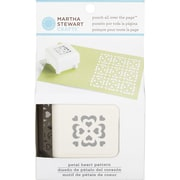 "Martha Stewart Crafts® All Over the Page Punch, Petal Heart, 1 1/2"" x 1 1/2"""