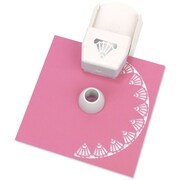"Martha Stewart Circle Border Punch Cartridge, Deco Shell, 3 1/2"" x 6"" x 2 1/2 """