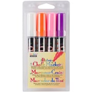 Uchida Bold Point Water-Based Marker, Assorted, 4/Pack