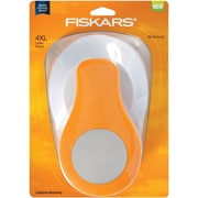 Fiskars® 4XL Lever Punch, Circle, 3 1/2""