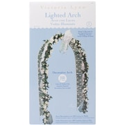 Darice® Victoria Lynn™ Decorative 8' Wedding Arch, White