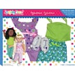 Fibre Craft® Springfield Collection® Polka Dot Pajamarama Gift Set For 18in. Dolls