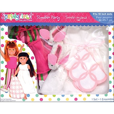 Fibre Craft® Springfield Collection® Slumber Party Gift Set For 18in. Dolls