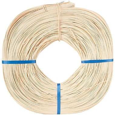 Commonwealth Basket 6RR Round Reed Coil Approximately 160'