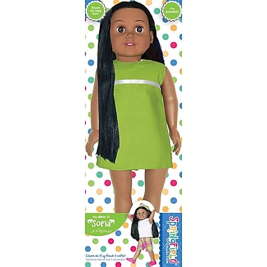 Fibre Craft® Springfield Collection® Sofia Pre-Stuffed Doll For 18in. Dolls, Light Green