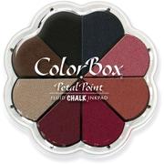 "Clearsnap® 4 3/4"" x 4 3/4"" Fluid Chalk Petal Point Inkpad, Nightfall"