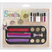 Manuscript Pen Decorative Sealing Complete Set