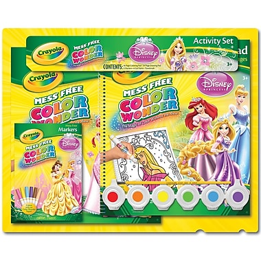 Crayola® Wonder Disney Princess Color Set