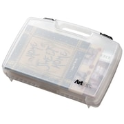 "ArtBin® Quick View™ 17"" Carrying Case, Translucent"
