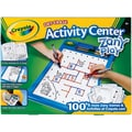 Crayola® Zany Play Dry Erase Activity Center