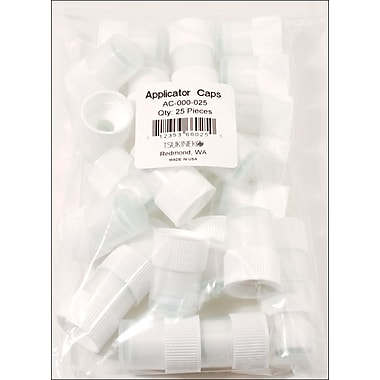 Tsukineko Applicator Cap, 25/Pack (AC-025)
