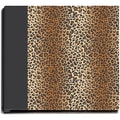 Me & My Big Ideas® Leopard Postbound Album, 12in. x 12in.