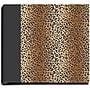 Me & My Big Ideas® Leopard Postbound Album,