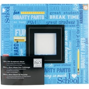 Me & My Big Ideas® School Days Postbound Album, 12 x 12