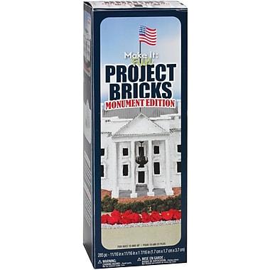 Floracraft® 'Monument Edition' Project Bricks, 285 Pieces