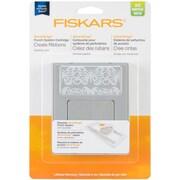 Fiskars® AdvantEdge Border Punch Refill Cartridge, Butterfly Lace, 2 1/2 x 2 1/2