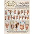 Stampers Anonymous Darcie's Vintage Trinkets Shrink Plastic Kit