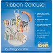 Advantus® Cropper Hopper® Wire Ribbon Carousel, White