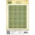 Justrite® Stampers 4 1/2in. x 5 3/4in. Cling Background Stamp, Garden Gate