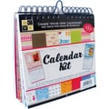 Diecuts With A View® 8in. x 8 1/2in. Calendar Kit