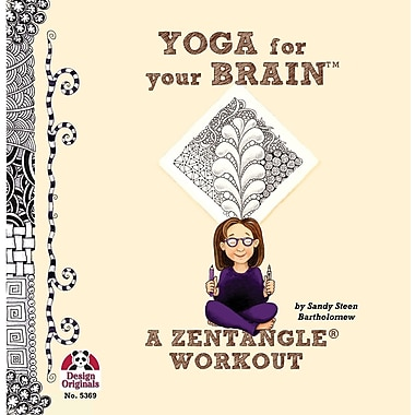 Design Originals Yoga For Your Brain Book