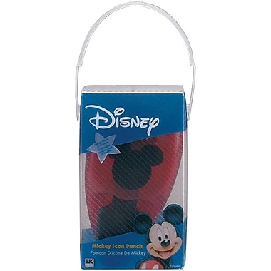 EK Success® Medium Punch, Mickey Icon, 1