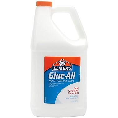 Elmer's Glue-All Pourable Glue Bottle 128 oz.