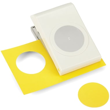 EK Success® Nesting Paper Punch, Circle, 2in.