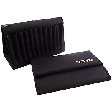 Copic® Marker 24 Slots Empty Wallet, Black