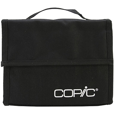 Copic® Marker 36 Slots Empty Wallet, Black