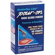 Environmental EnviroTex Lite 16 oz. Pour On High Gloss Finish (ETI02016)
