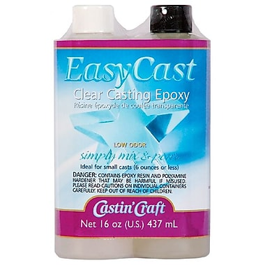 Environmental Castin' Craft EasyCast 16 oz. Casting Epoxy, Clear