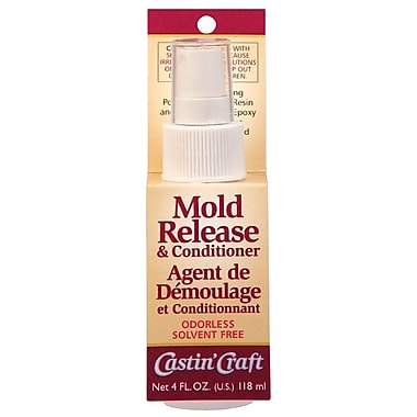 Environmental Castin' Craft Mold 4 Ounce Release & Conditioner