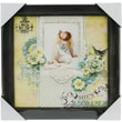Prima Marketing 12in. x 12in. Wood Frame, Antique Black
