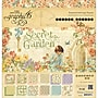 Graphic 45® Secret Garden Double Sided Paper Pad,